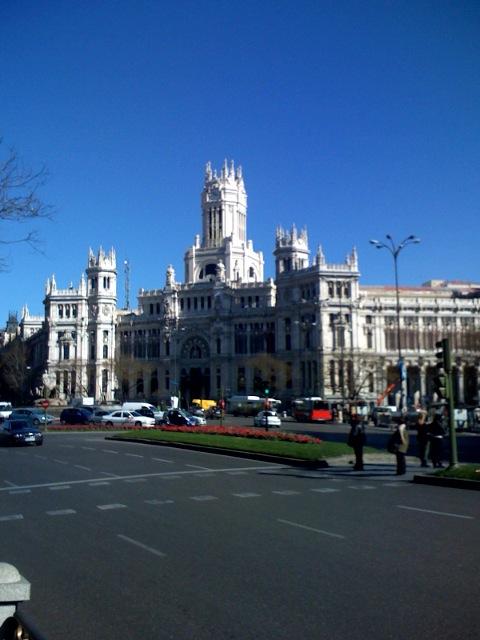 1_Plaza de la Cibeles